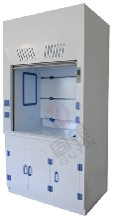固银PP通风柜耐腐蚀PP实验柜高校排风柜实验室PP抽风柜排气柜