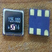 廠家直銷軍工產品差分輸出晶體振蕩器7050125MHz貼片有源晶振圖片
