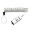 供应五金安全密码锁钢丝绳