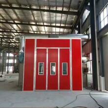 供应液化气高温房,静电喷塑高温固化房厂家,新能源高温烤漆房报价图片