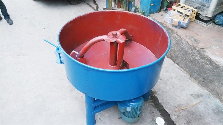 广东省小型水泥砂浆搅拌机350升立式混凝土搅拌机平口饲料建筑机械图片