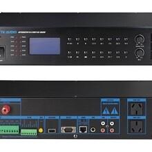 AS-SA600多功能广播播放控制主机
