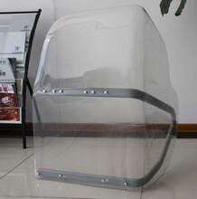 led显示屏/广告标牌透明PC薄膜PC耐力板图片