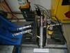 供應兄弟機主軸維修,現場打動平衡,錐孔研磨,更換軸承,拉刀機構測試維修