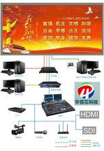 COB高清数字智慧LED显示屏厂家图片