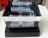 西安水晶内雕模型桌摆件工艺品设计定制刻字加工