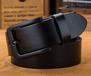 西安皮帶定制頭層牛皮手工皮帶手提商務皮具(牛皮材質)