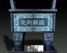 西安慶典銅車馬大擺件樣品陜西青銅器大鼎鑄字