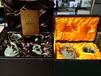 西安耀州瓷倒流壺茶具,龍頭公道杯,良心壺觀賞性工藝品