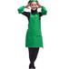 成都广告围裙定做防水防污围裙厂家制作工作围裙定制
