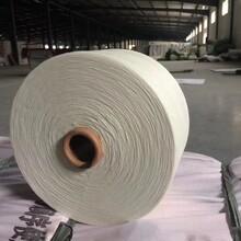 气流纺色纺涤纶纱市场图片