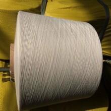 10支仿大化涤纶纱线的缺点生产图片