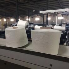 气流纺32支涤纶纱价格市场图片