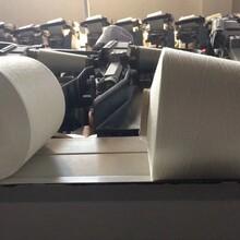 常年生产仿大化涤纶纱涤纶丝喷气织机专用纱图片