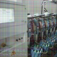 16支仿大化涤纶纱线生产图片
