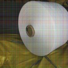 10支自洛仿大化涤纶纱生产图片