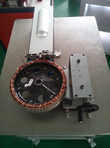 电动车电机引线焊接