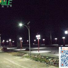 安徽市政太阳能路灯厂家
