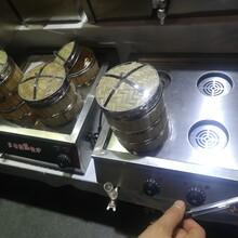 龙华全套厨房厨具厂家主营-大功率电磁炒炉、燃气炒炉图片