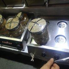 龍華全套廚房廚具廠家主營-大功率電磁炒爐、燃氣炒爐圖片