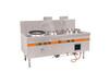 福田五大餐廳廚房設備廠商用電磁爐深圳廚房排煙工程