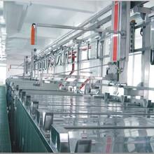 深圳宝安区二手收购滚镀生产线,电镀挂具回收,整流机,高频机回收报价