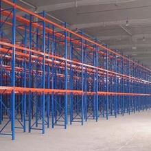 珠海市香洲区贸易物流公司仓库仓储货架回收,二手重型货架供应
