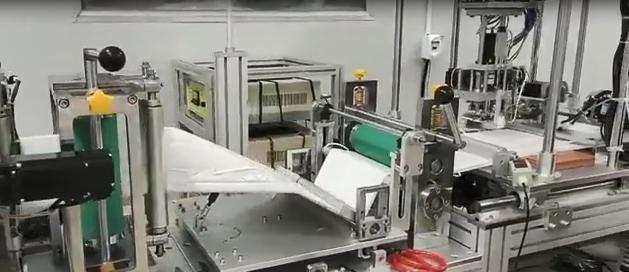 企石半自动口罩机回收