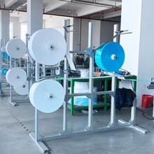 江海耳带平面机回收