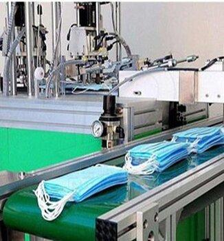 东莞回收一拖一口罩机