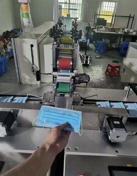 新会自动KN95机回收