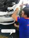 寶馬320LI漆面保護膜施工,杭州龍膜隱形車衣授權店,專業汽車車身貼膜