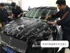 林肯MKZ貼隱形車衣,杭州龍膜隱形車衣授權店,車身保護膜施工店