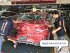 新提奔馳C260轎跑漆面鍍晶,新車車漆養護,杭州哪里做汽車鍍晶專業?