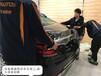 新提奔馳邁巴赫S450貼隱形車衣杭州美國圣科漆面保護膜授權店施工