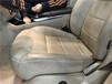 奔馳ML350座椅清洗桑拿消毒,杭州專業汽車內飾清潔去污施工
