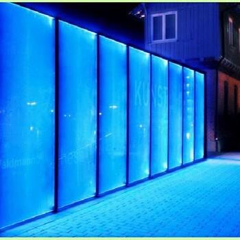 智能电控调光玻璃智能电控变色调光玻璃生产厂家