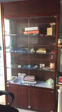 展示柜精品柜煙酒柜鋁合金柜圖片