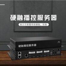 新銳視聽4KHDMI多通道投影邊緣融合器純硬件融合服務器圖片