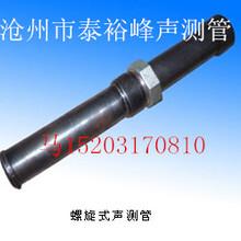 柔性铸铁平凉声测管遭到破坏的补救措施