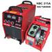 NBC315/350/500气保焊机逆变二保焊机分体气保焊