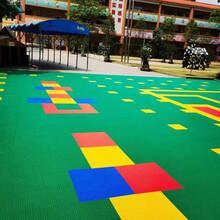 桂林運動拼裝地板幼兒園拼裝地板球場拼裝地板
