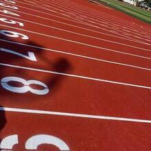 桂林塑膠跑道塑膠跑道每平米報價