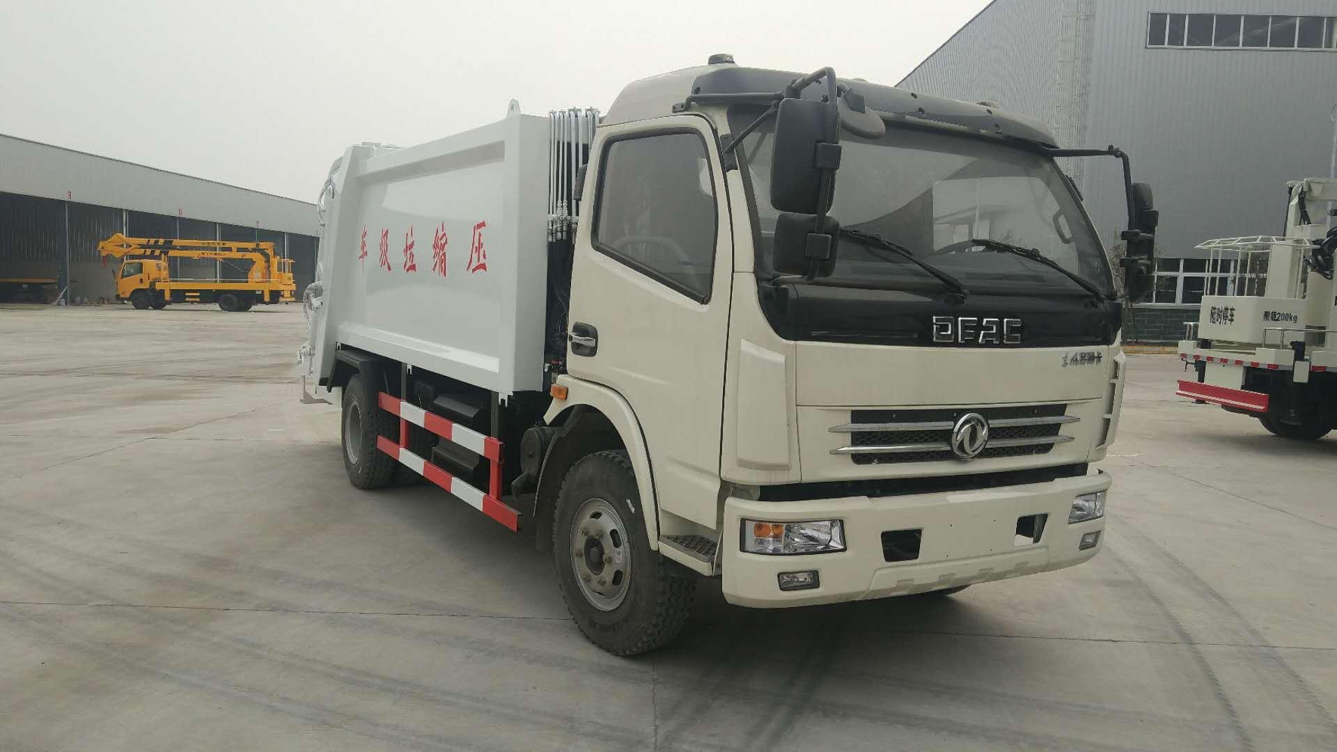 四川凉山12吨压缩垃圾车厂家直销