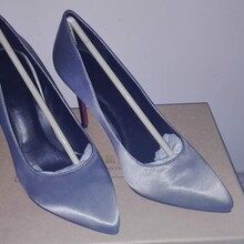 欧洲时尚高跟外贸鞋来样定做来图加工定制开发