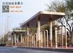 江苏戴南厂家生产不锈钢公交站台