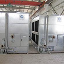 绵阳冷却塔系统清洗技术通风冷却塔清洗图片