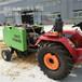 東北苜蓿草粉碎撿拾打捆機多功能拾草機生產廠家