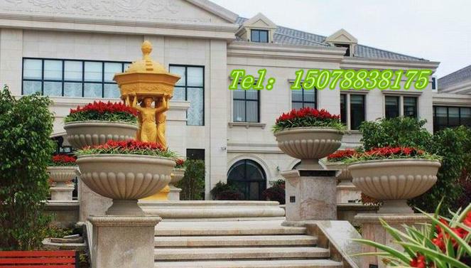 钦州GRC花盆与花价格青龙GRC构件质量第一