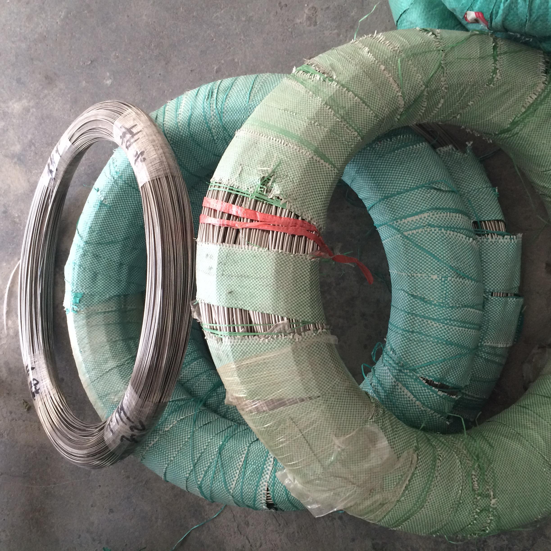 深圳厂家304不锈钢弹簧线钢丝绳不锈钢线棒材折弯磨